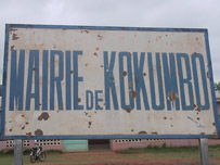 Kokumbo, ville carrefour: quand modernisme et tradition se cotoye