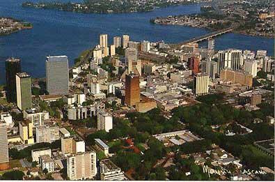 Abidjan: la perle des lagunes